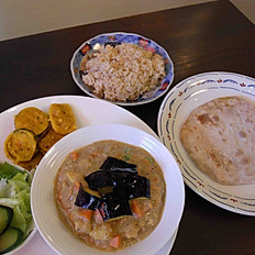 ナブラタン カレー Navratan Curry