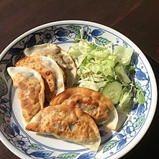 野菜餃子(単品)Vegetable Gyoza (dumplings)