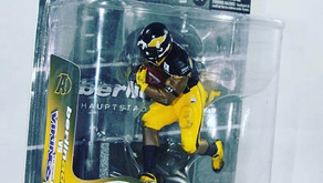 Guess who has their own action figure ?