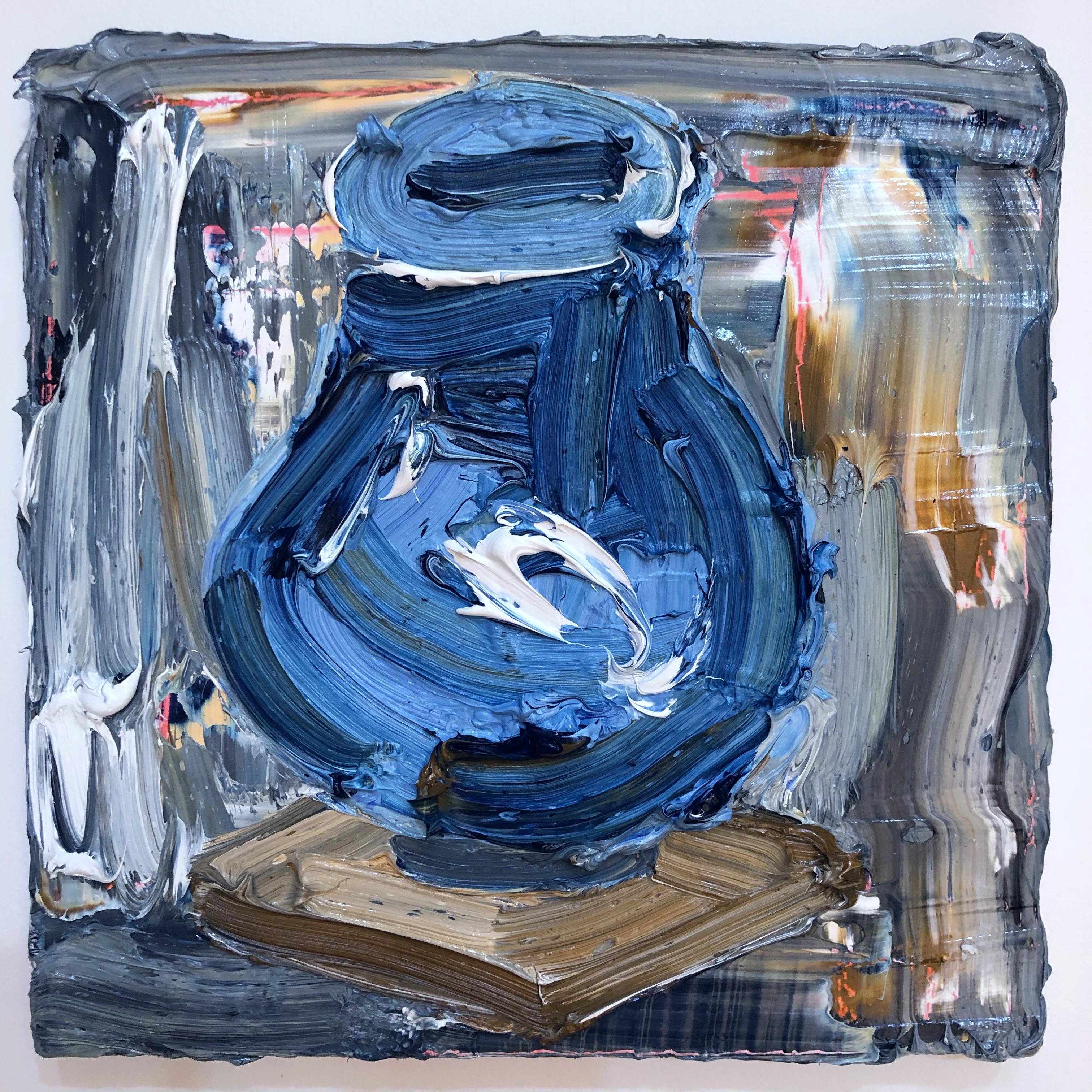 carp vase 30x30cm 2021