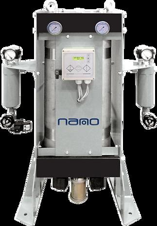 high pressure desiccant dryer