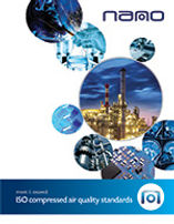ISO 8573 compressed air quality standards brochure