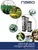 nitrogen gas generator brochure