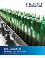 food grade compresed air brochure