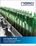 nano food grade compressed air brochure