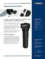 nano high pressure filter