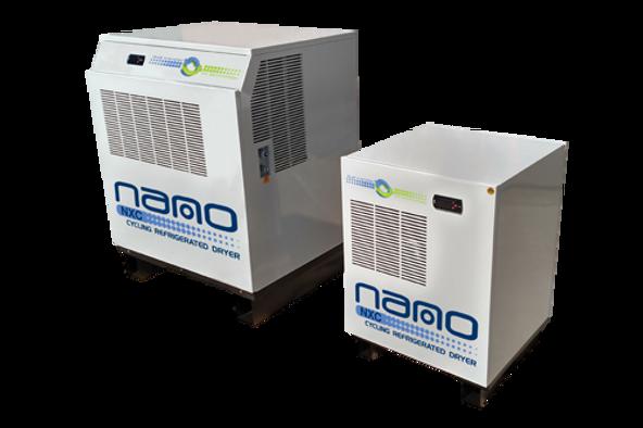 nano NXC refrigerated air dryer