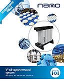 NVR oil vapor removal brochure