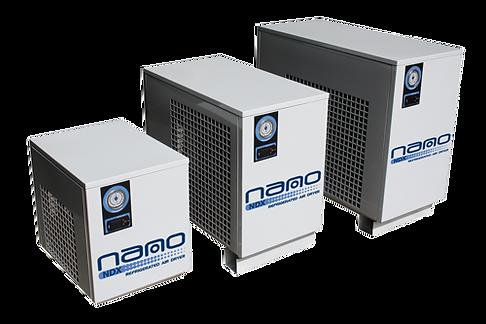 NDX refrigeratd air dryers