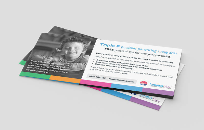 Triple P DL Flyer