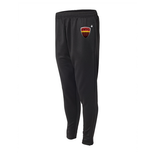 1575 - Badger Adult Poly Trainer Pant