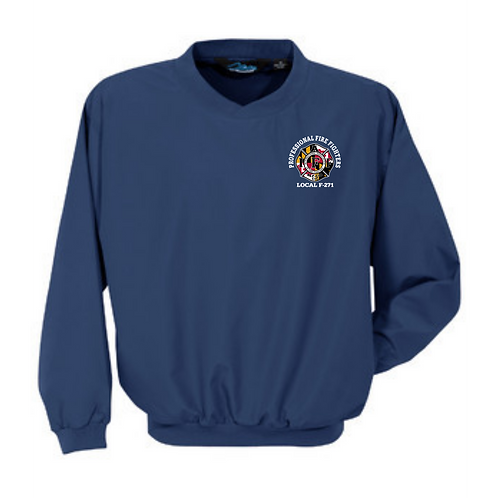 Tri Mountain Windstar Windshirt-AFL-CIO LOGO