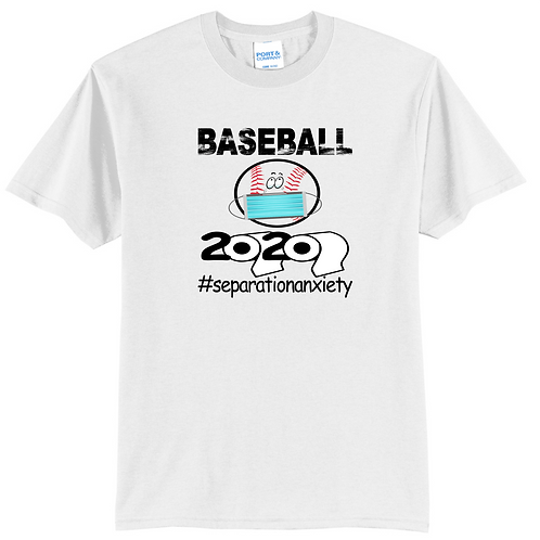 Baseball - Separation Anxiety