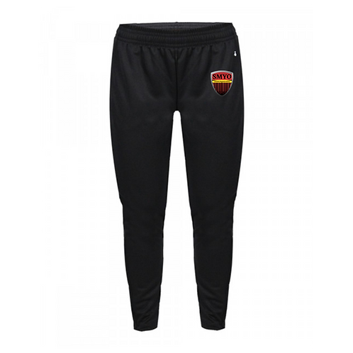 1476 - Badger Ladies Poly Trainer Pant