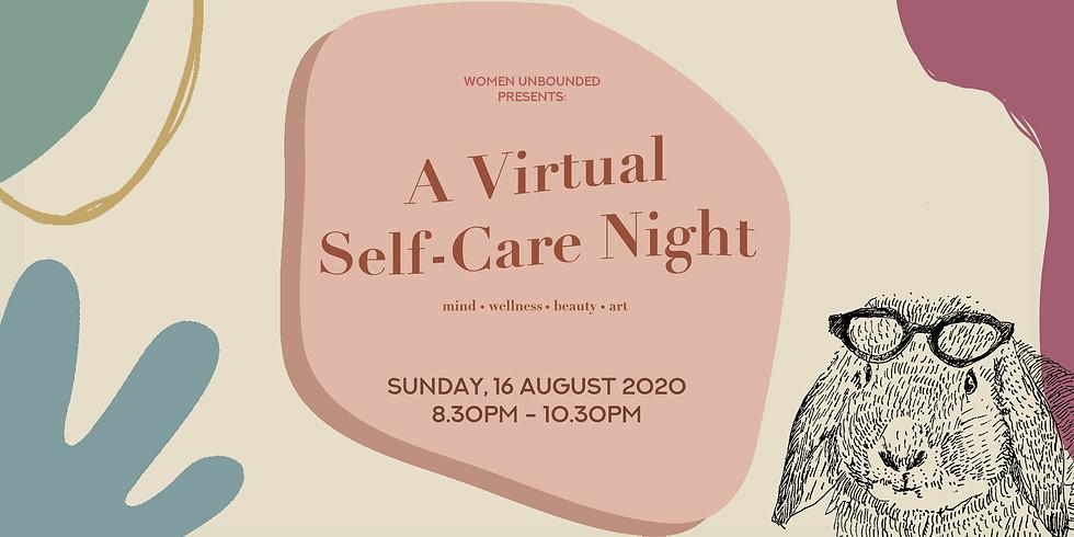 A Virtual Self Care Night