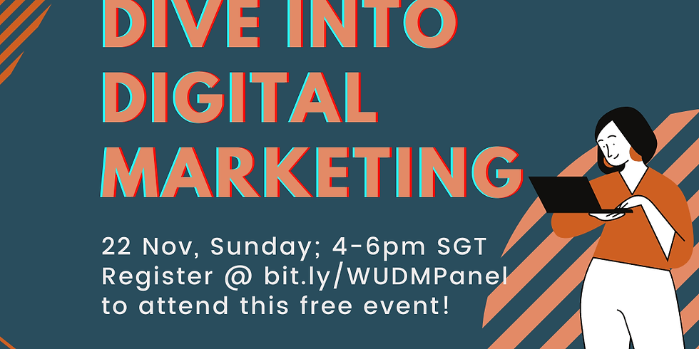 Dive into Digital Marketing: Hosted by Women Unbounded