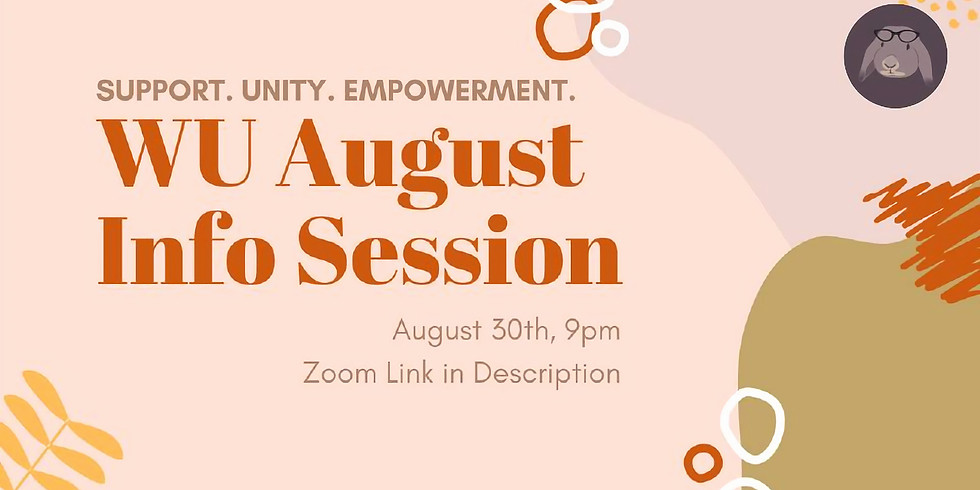 Empower Women with WU: Info Session