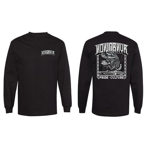 NowOrNvr - Culture Long Sleeve Shirt