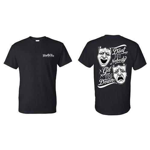 NowOrNvr - Faces Shirt