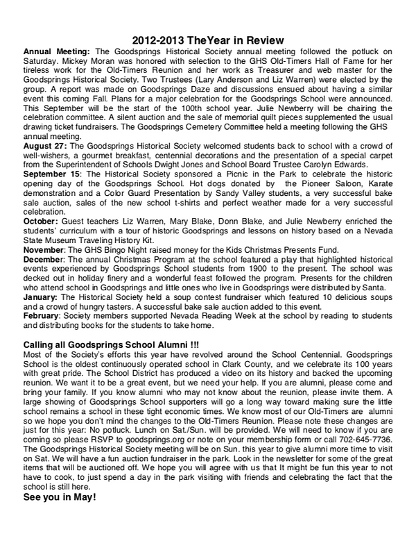 GHS Newsletter 2013 2.png