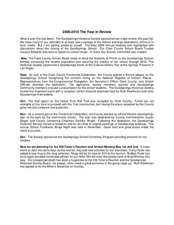 GHS Newsletter 2010 3.png