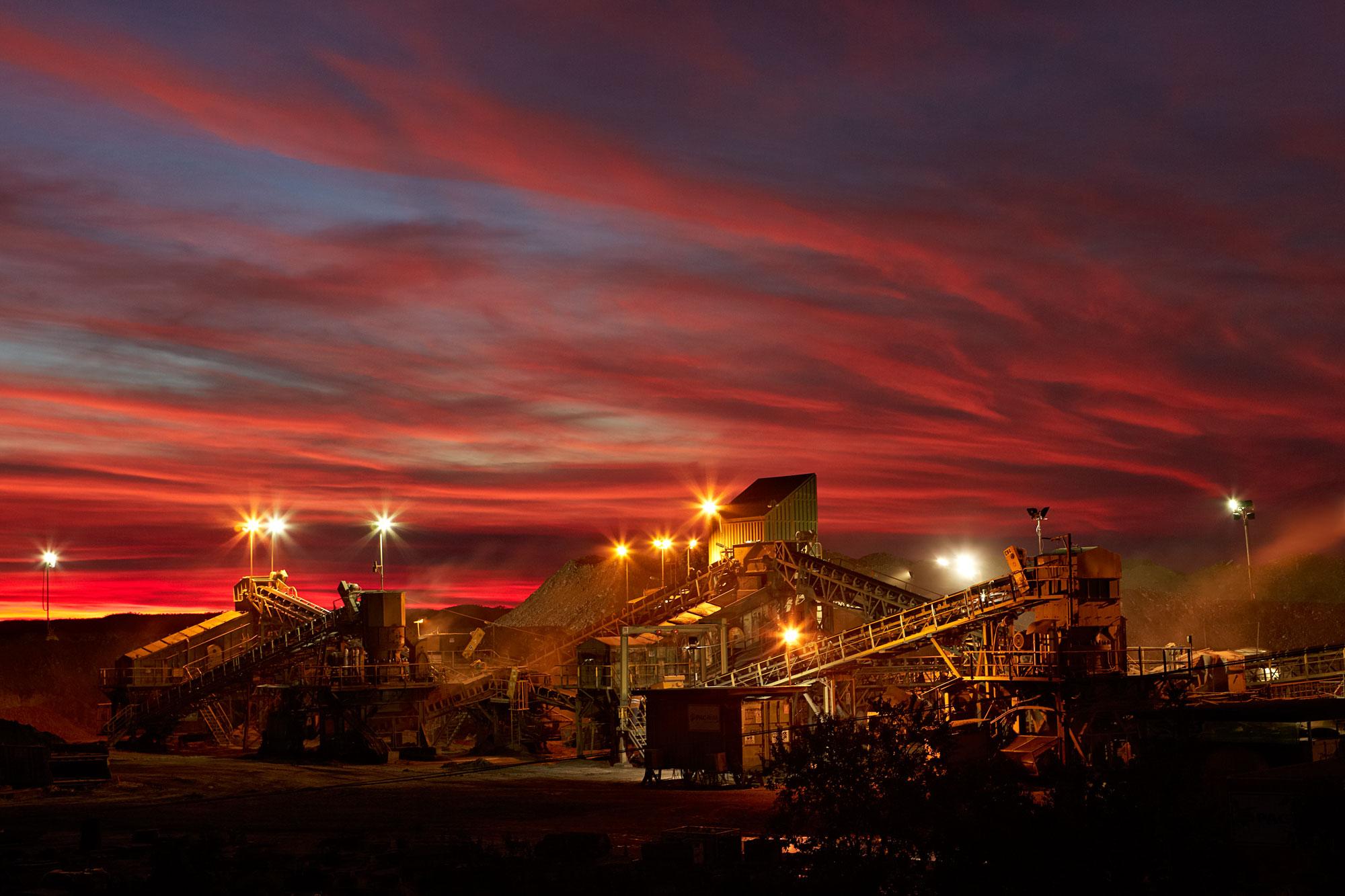 McCarthy River Mine, Australia