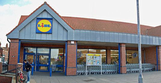 Lidl, Nationwide