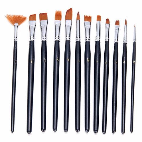 Artist Paint Brush Set