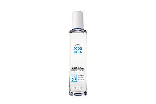 ETUDE HOUSE - Soon Jung pH 5.5 Relief Toner