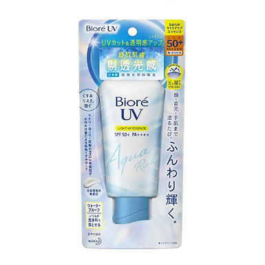 BIORE - UV Aqua Rich Light Up Essence SPF50+ PA++++