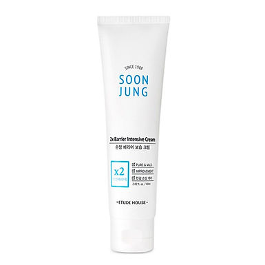 ETUDE HOUSE - Soon Jung 2x Barrier Intensive Cream