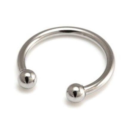 Fake Steel Septum Ring