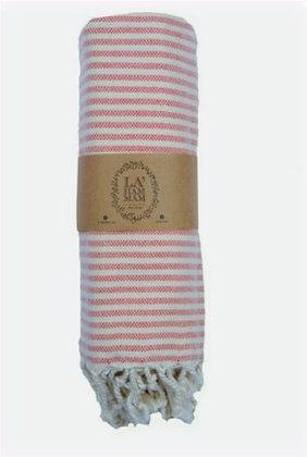 Zebra Peshtemal Pure Cotton Beach Towel