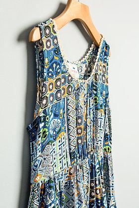 A-LINE DRESS SWING