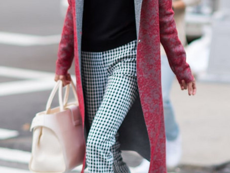 Layering and Mixing Prints - Don't Be Scared!