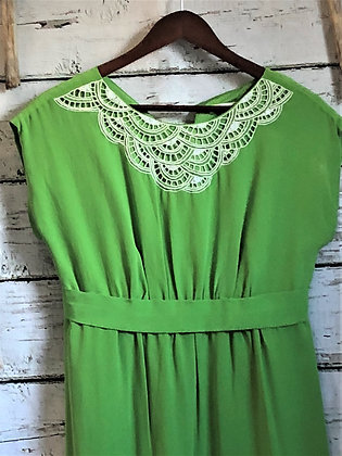 Vintage green with details 50's