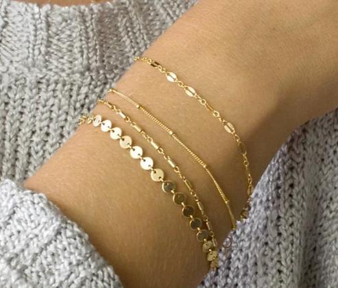 Dainty Stackable Bracelet