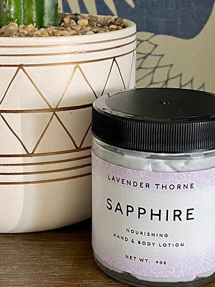 Saphire Hand & Body Lotion