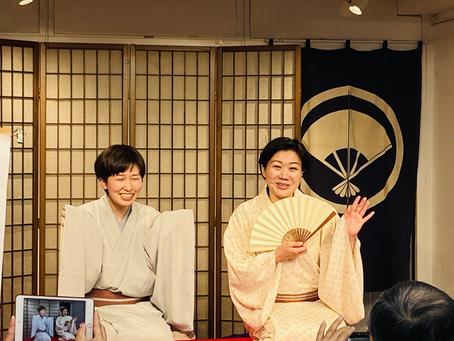 3/29〜4/4の鶴川落語会