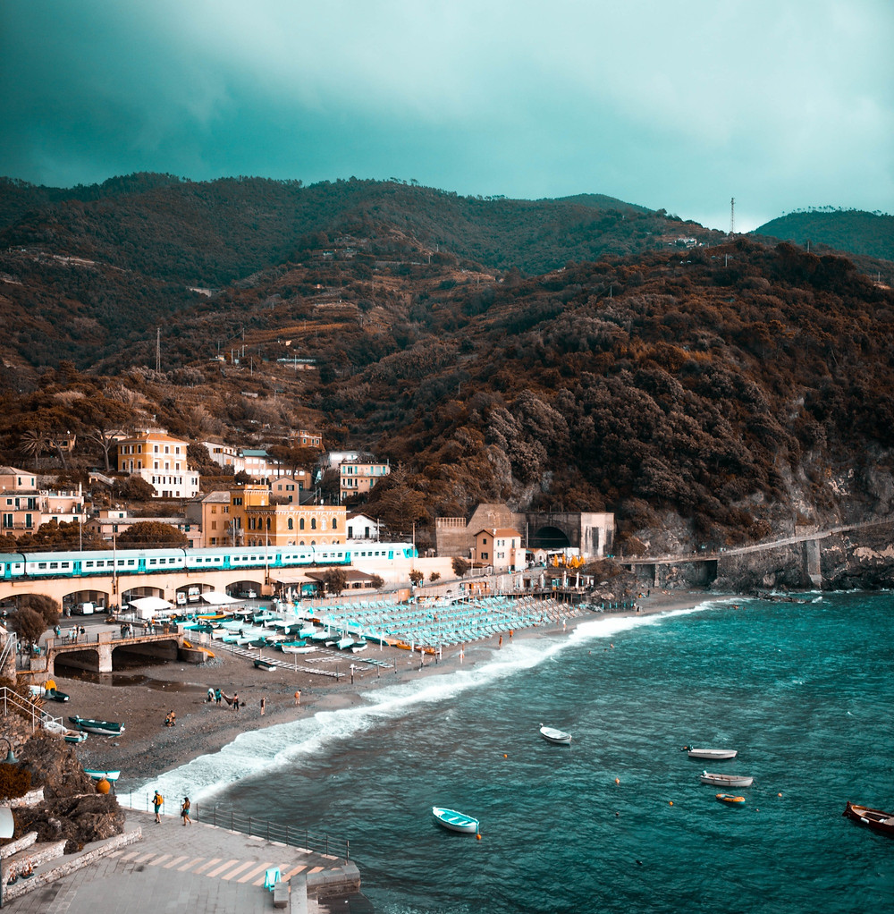 Foto: Levanto, Cinque Terre - Joseph Kelly