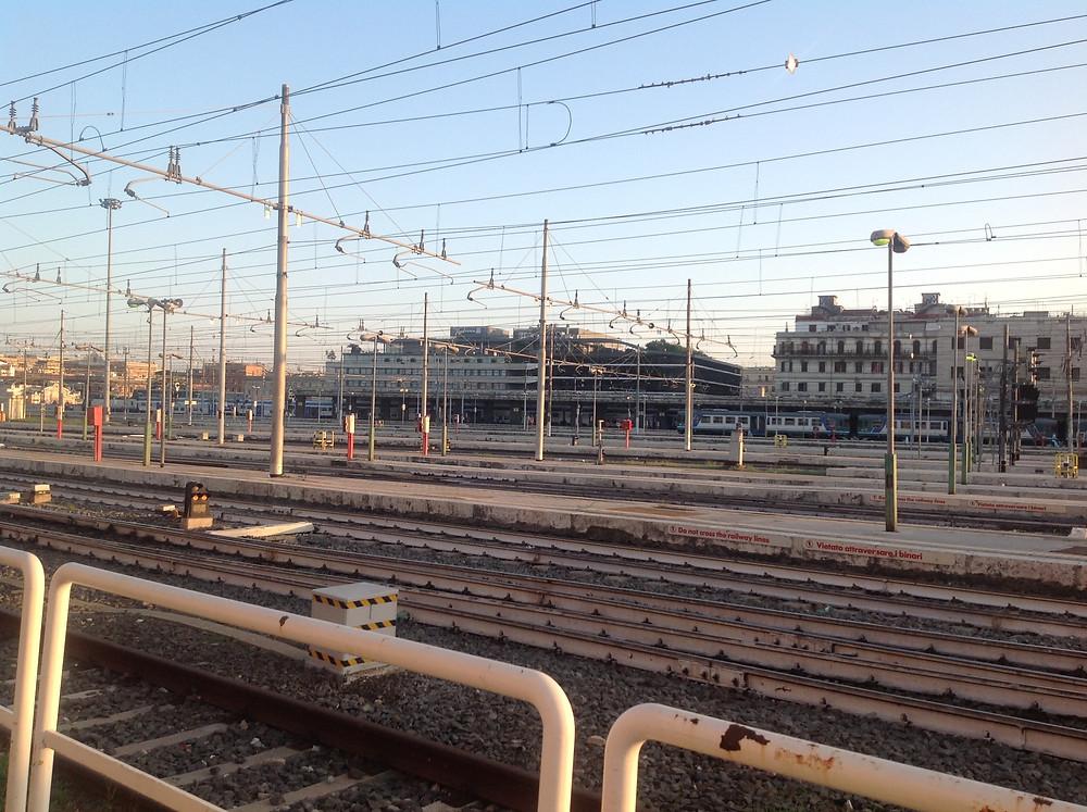 Foto: Yashi Huang - Neapel Centrale