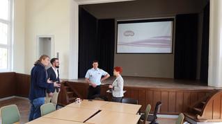 Bundeswehr-Workshop und Karriereberatung in unserer Schule