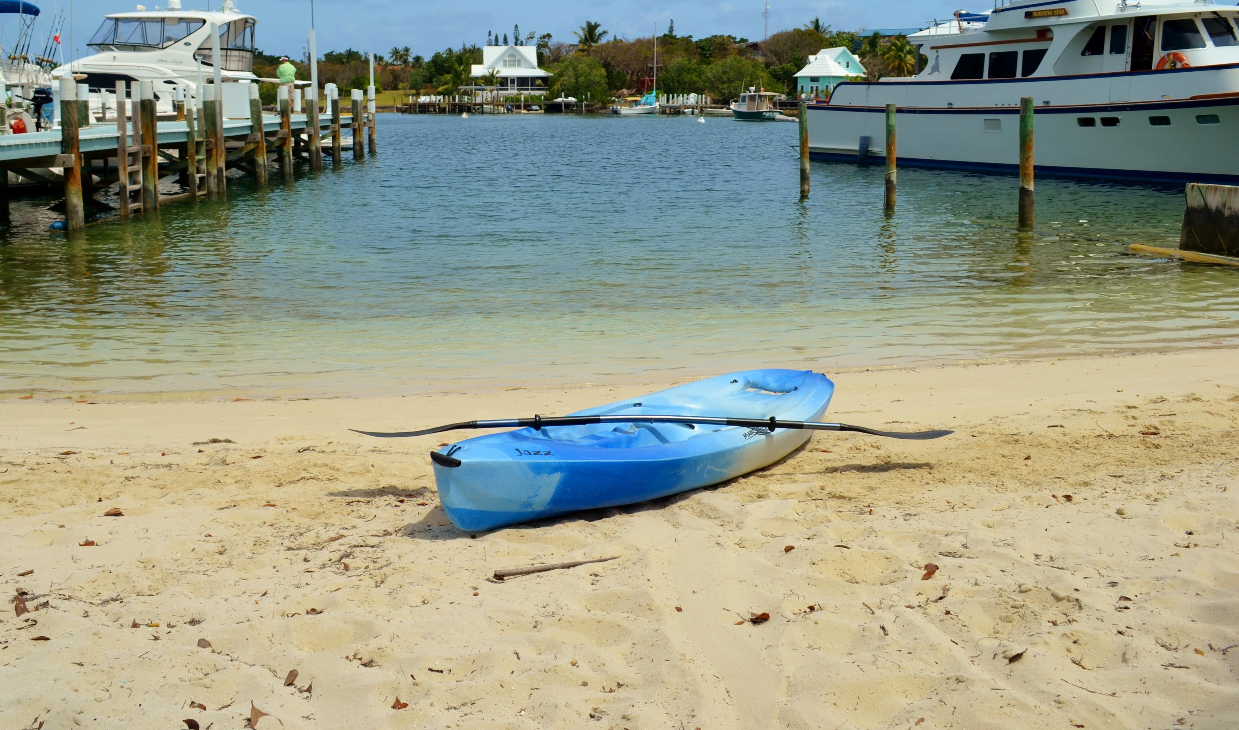 Kayaking - Hope Town Inn & Marina