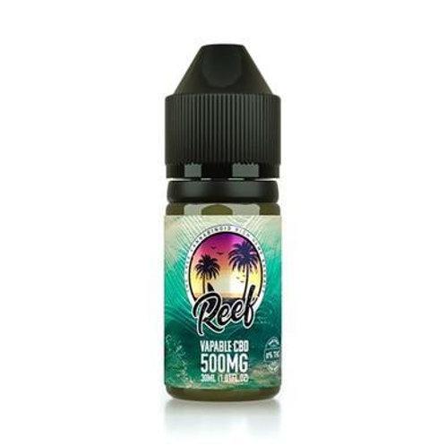 Reef - CBD Vape Juice - Mavericks - 250mg-1000mg