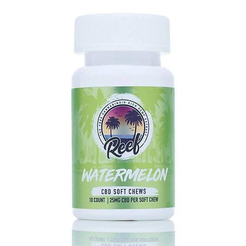 Reef - CBD Edible - Watermelon Gummies - 25mg