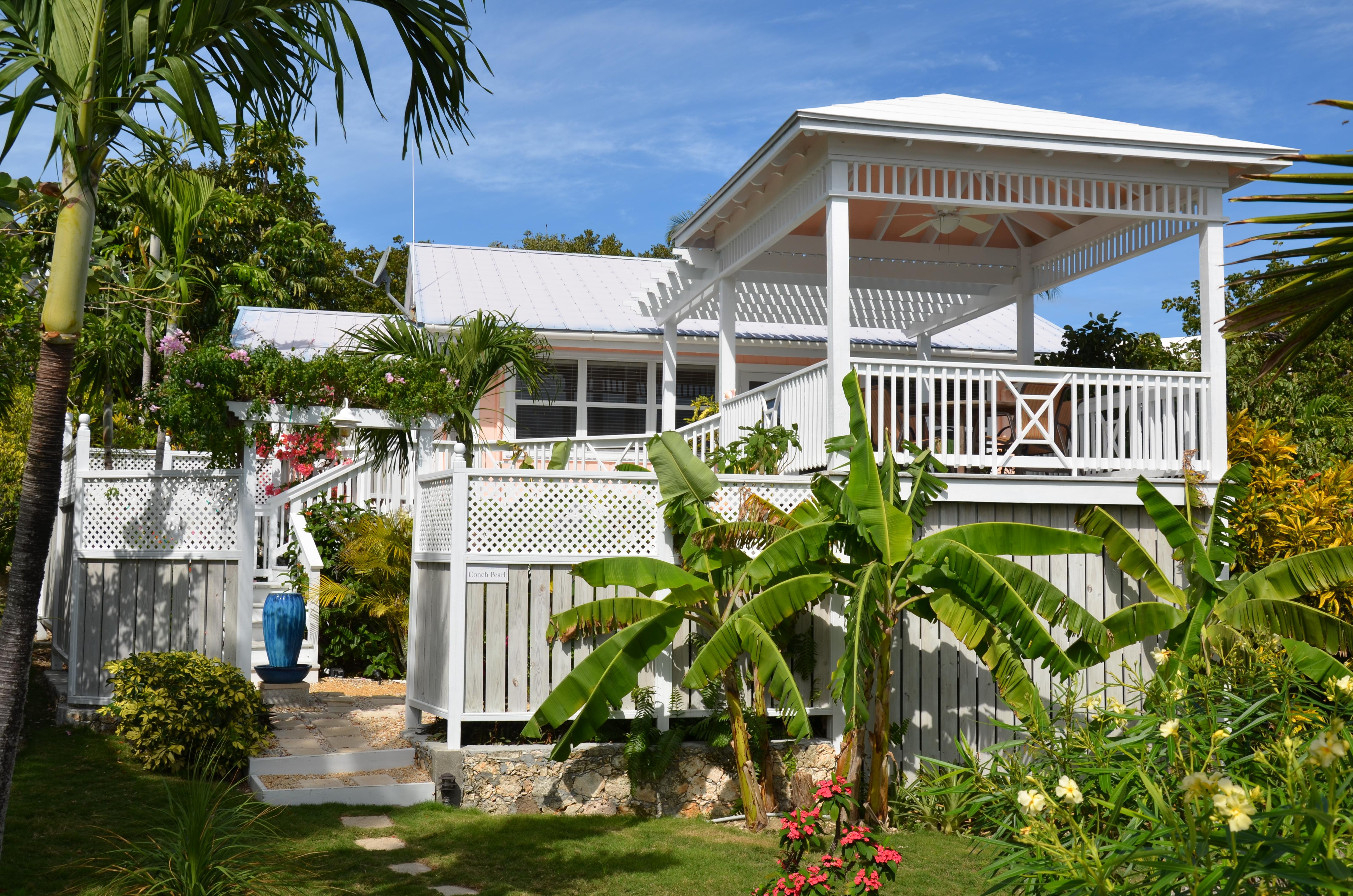Bougainvillea Villa Hope Town Marina