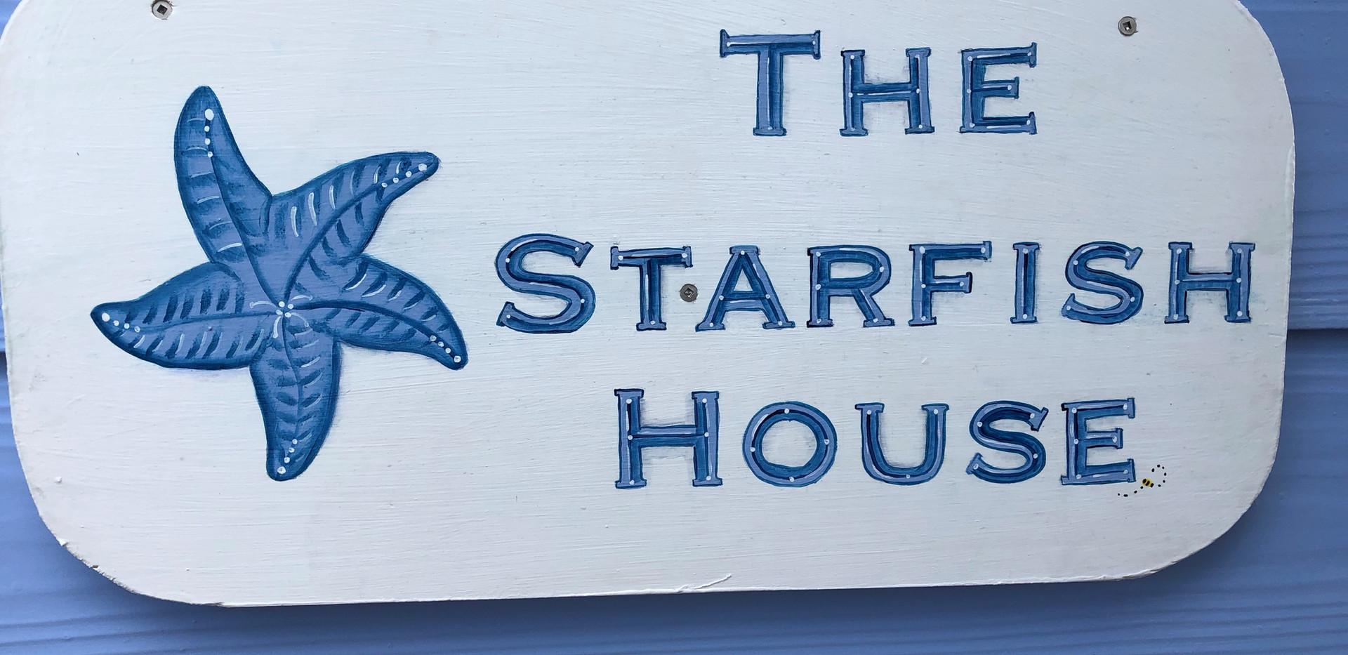 The Starfish House