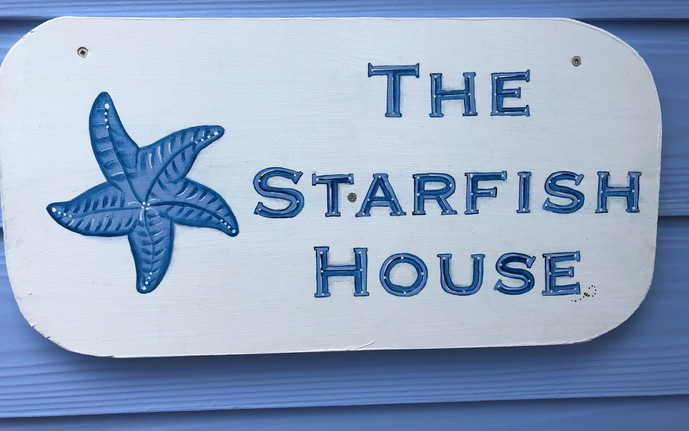 The Starfish House