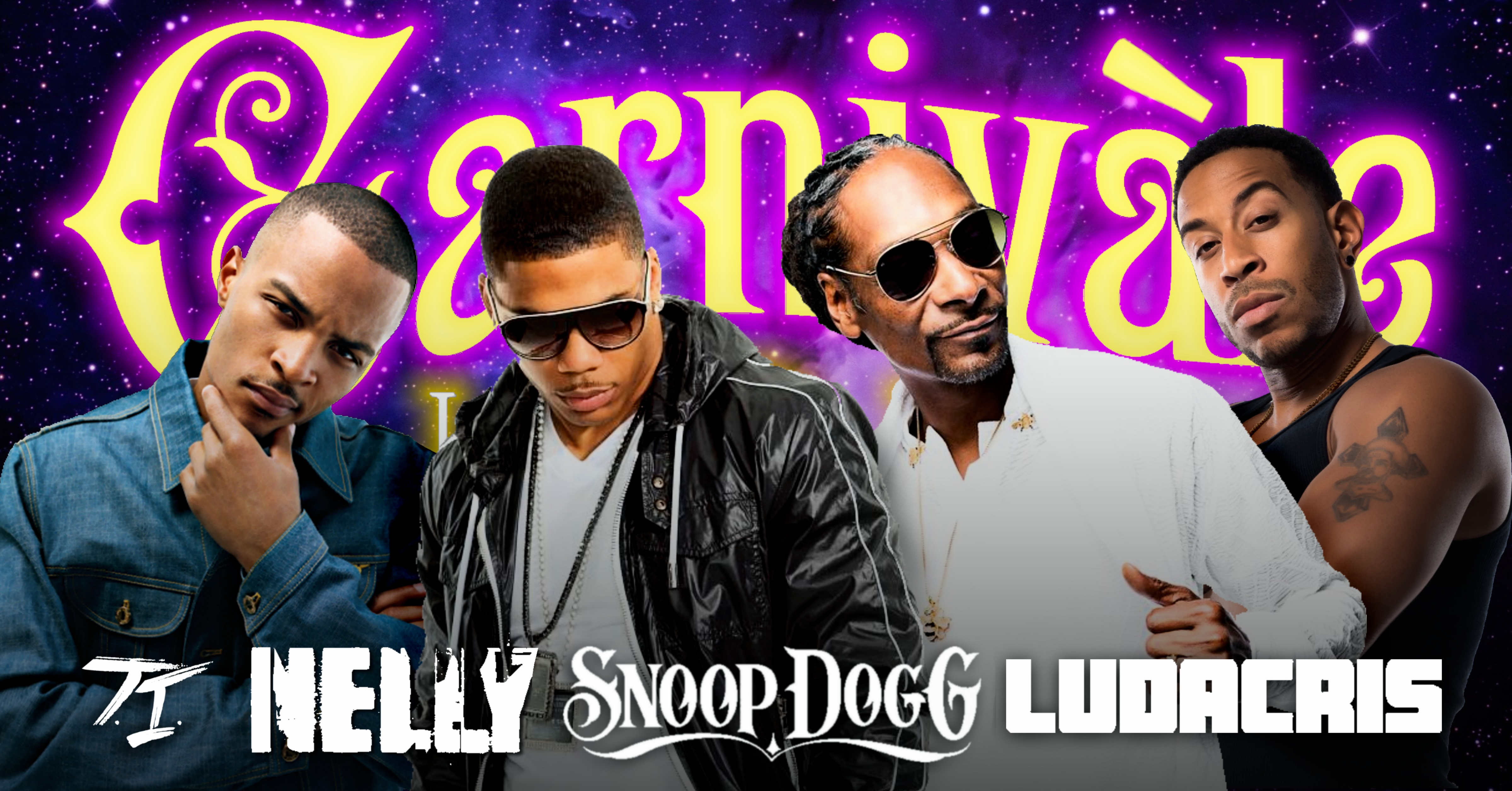 Snoop, Nelly, TI, Ludacris