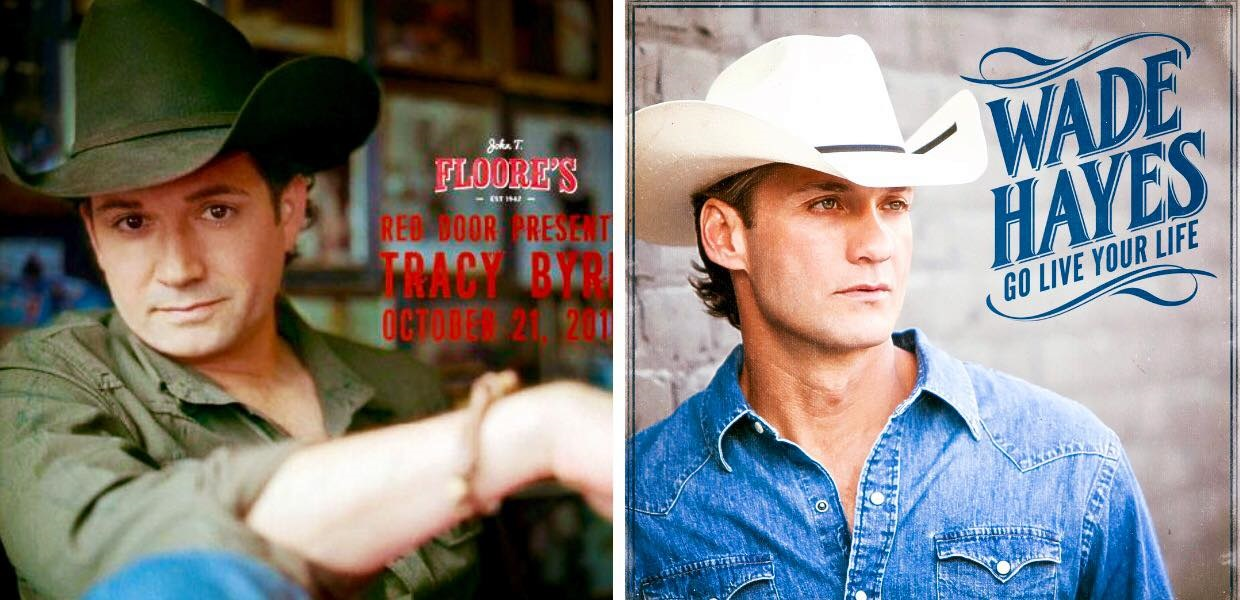 Tracy Byrd & Wade Hayes - Floores